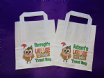 Owl Late Late Toy Show Treat Bag & Sticker